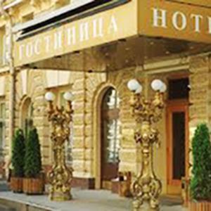 Гостиницы Добрянки