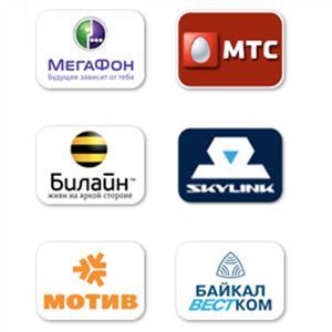 Операторы сотовой связи Добрянки