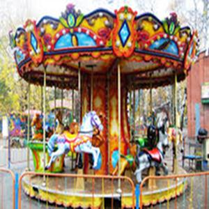 Парки культуры и отдыха Добрянки