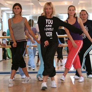 Школы танцев Добрянки