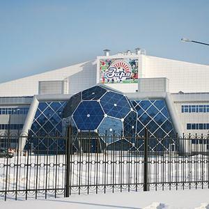 Спортивные комплексы Добрянки