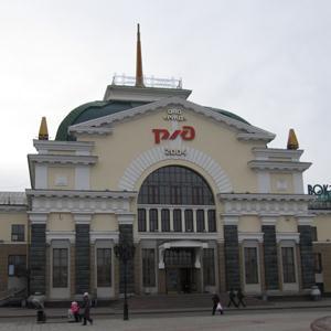 Железнодорожные вокзалы Добрянки